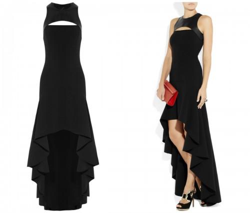Выкройка юбки короткой спереди и длинной сзади (юбки со) 69